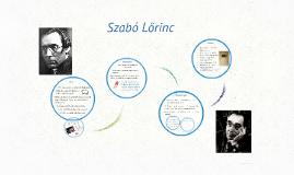 Copy of Szabó Lőrinc
