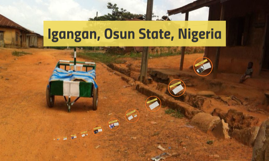 MELISSA CARRINGTON VSO NIGERIA