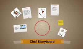 Chef Storyboard