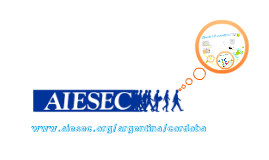 AIESEC en Córdoba | Charla informativa