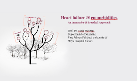 Heart failure & comorbidities