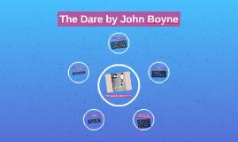 Copy of The Dare by John Boyne