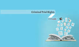 Copy of Criminal Trial Rights