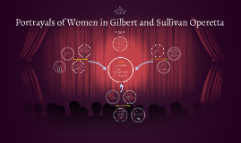 Gilbert and Sullivan: A look at gender treatment