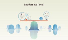 Leadership Prezi