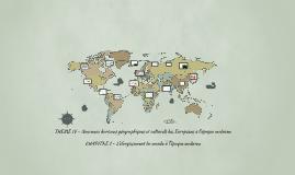 Copy of Nouveaux horizons géographiques et culturels des