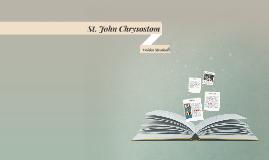 St. John Crysostom