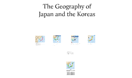 Intro to Japan and the Koreas
