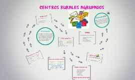 CENTRO RURALES AGRUPADOS