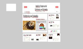 Analisis Empresarial Cafeterias en Colombia