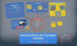 Copy of Vehículos Aéreos No Tripulados, DRONES