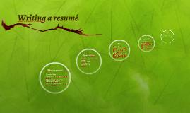 Copy of Het maken van een CV