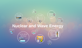 Nuclear and Wave Energy