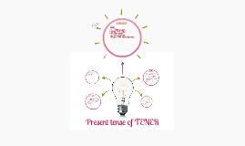 Copy of Present tense of tener