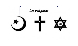Copy of Les religions