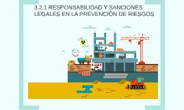 RESPONSABILIDAD Y SANCIONES LEGALES EN LA PREVENCIÓN DE RIES