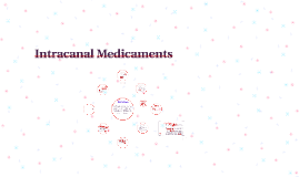 Intracanal Medicaments