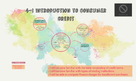 4-1 Introduction to Consumer credit