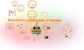 SENC 2016 NSF - Barcelona comparteix el menjar