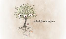 Árbol genealógico invertido. Paula Guillén.