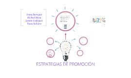 Copy of ESTRATEGIAS DE PROMOCION