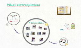 Pilhas eletroquímicas