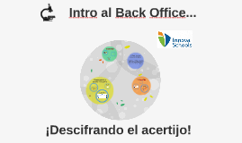 El Back Office en Innova Schools