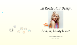 Copy of En Route Hair Design