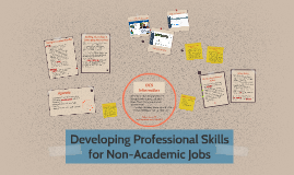 Developing Professional Skills for Non-Academic Jobs