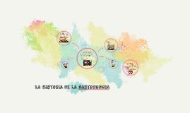 La historia de la gastronomia
