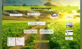 100 km à partager