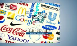 Mídias e Redes Sociais
