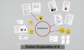 Career Exploration K-8