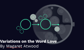 Variations on the Word Love By Magaret Atwood