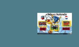 chile vs holanda