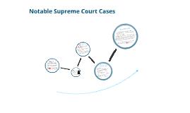 non-honors Famous Supreme Court Cases