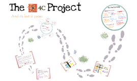 The 4C Project - the first 2 years