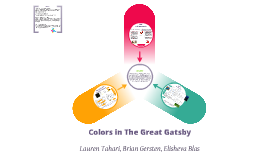 Colors in Great Gatsby