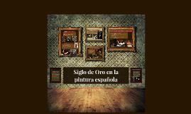 Siglo de oro en la pintura española