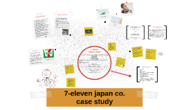 7eleven case study 4 seven-eleven does not allow direct store delivery in japan but has all products flow through its distribution center to reduce the number of vehicles required for daily delivery service to each store, even though the delivery frequency of each item was quite high.