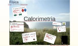 Física, Calorimetria