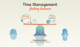 Stress & Time Management
