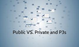 Public and Private Services