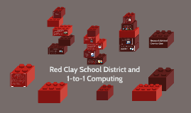 Red Clay School District and 1-to-1 Computing