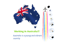 Working in Australia