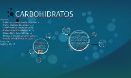 Copy of CARBOIDRATOS