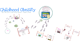 Childhood Obesity By Sureah Chase