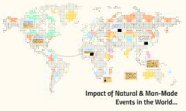 Impact of Natural & Man-Made Events in the World...
