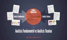 Análisis Fundamental vs Análisis Técnico