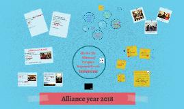 Alliance year 2018